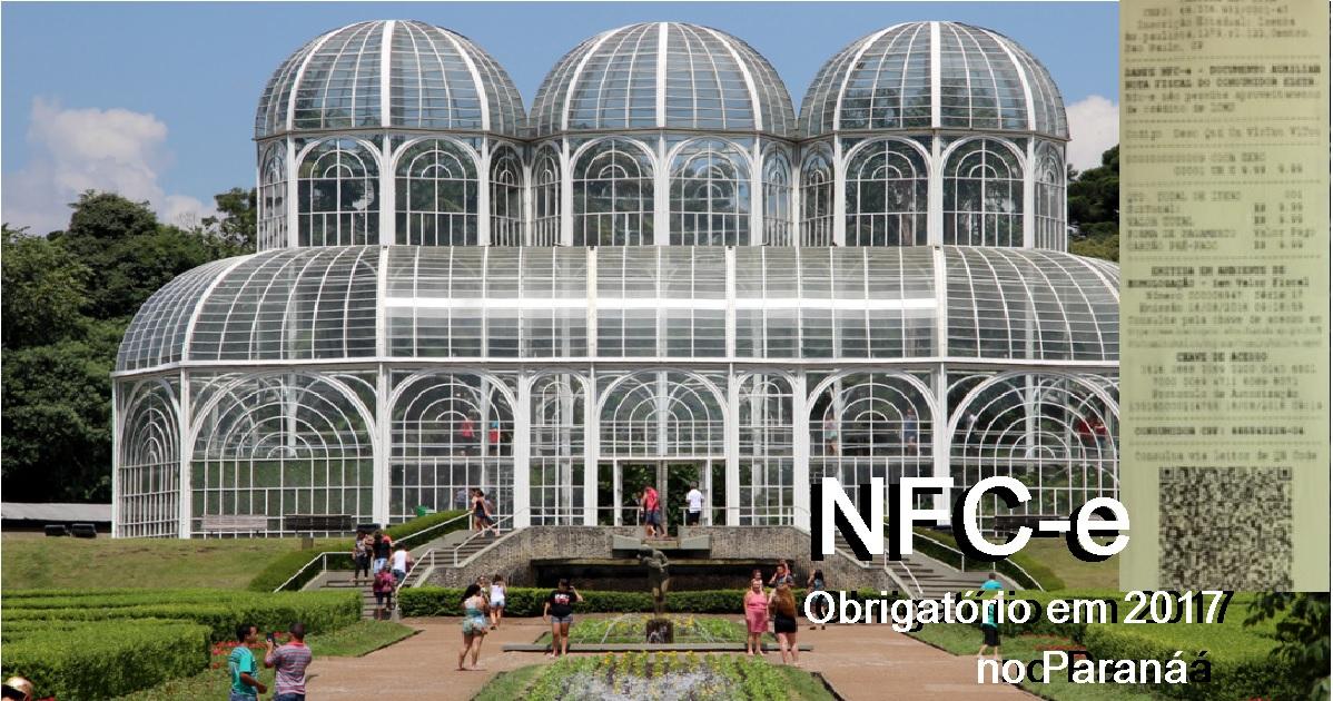 No Paraná todas as empresas em 2017 que tinham ECF devem substituí-lo por NFC-e