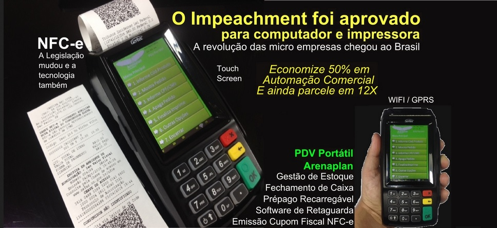 Nota Fiscal em Maquininhas. Economize 50%