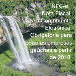 O prazo NFC-e está apertando para os Gaúchos em 2017. Em 2018 todos terão que emitir NFC-e.