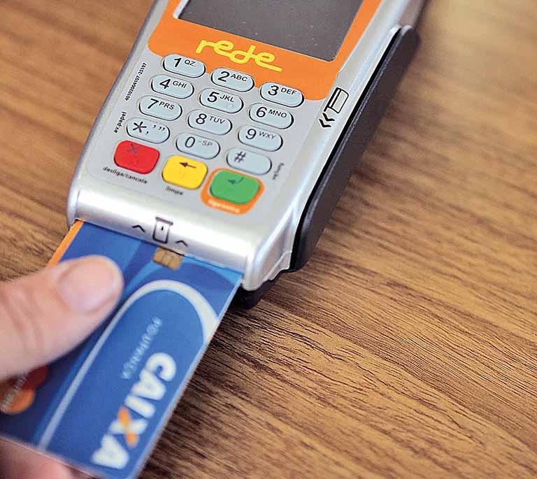 Maquininhas de cartão ganham upgrade